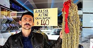 Bamya satıcılarından yüksek fiyat tepkisi