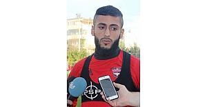 """Barış Yardımcı: """"Osmanlıspor'u yenmek zorundayız"""""""