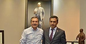 Başkan Ataç çalışmalarıyla örnek oluyor