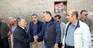 Başkan Büyükkılıç ve ekibi Gesi Kayabağ mahalle halkı ile biraraya geldi