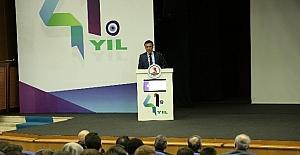 Başkan Genç şehirciliği anlattı
