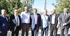 """Başkan Gürkan: """"Bizim insanımız hizmetin en güzeline layıktır"""""""