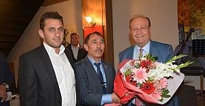Başkan Özakcan, Efeler muhtarlarını ağırladı