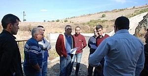 Bayramiç barajı enerji üretecek