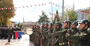 Bilecik'te 29 Ekim Cumhuriyet Bayramı kutlamaları başladı