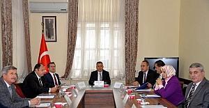 Bilecik'te İl İstihdam ve Mesleki Eğitim Kurulu toplantısı yapıldı