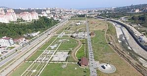Botanik Park Büyükşehirde