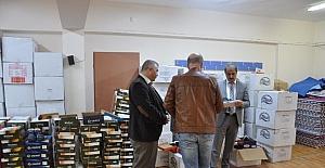 Bozüyük TSO 850 öğrenciye bot yardımı yaptı