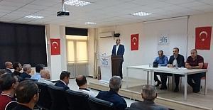 Büro Memur-Sen Mardin Şube Başkanı...