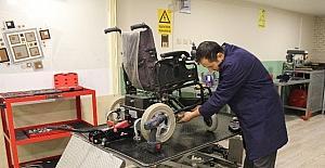 Büyükşehir'den engelli vatandaşlar için anlamlı hizmet