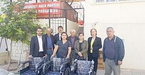 CHP Besni teşkilatından 2 sosyal proje