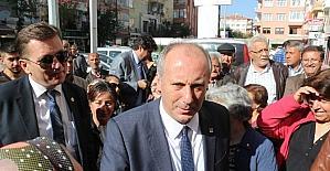 CHP'li 8 Milletvekili Niğde'de