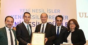 """CLK Uludağ Elektrik'e """"öncü firma"""" ödülü"""