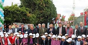 Çocuk Oyun Sokağı törenle açıldı