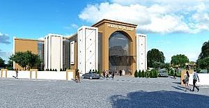 Demirtaş Kültür Merkezi'nin temeli atılıyor
