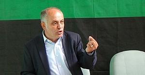 Denizlispor Başkanı Süleyman Urkay, istifa edeceğini açıkladı