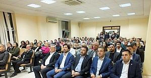 Didim AK Parti İlçe Danışma Kurulu toplantısı yapıldı