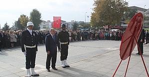 Düzce'de Cumhuriyet Bayramı kutlamaları başladı