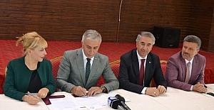 Elazığ'da yatırımcılara destek için işbirliği protokolü imzalandı