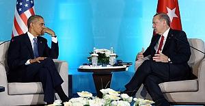 Erdoğan - Obama kritik bir görüşme...