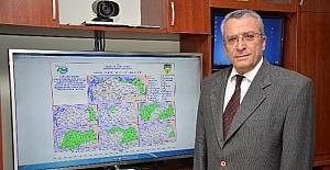 Eskişehir'de haftalık hava durumu