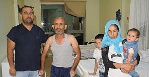 İdilli iki hasta Cizre'de yapılan başarılı ameliyatlarla sağlıklarına kavuştu