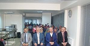 İl Müftüsü Şahin Güven 'İman ve tevhid' konulu konferans verdi