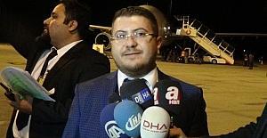 İran'dan Denizli'ye ilk charter uçak seferleri başladı