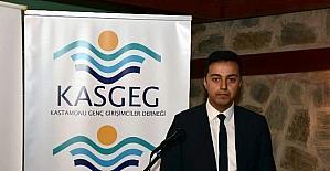 KASGEG Kastamonu Şubesi'nin yeni başkanı Ergülenoğlu oldu