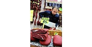Kayserili pastırmacılardan Sivas Ticaret Borsası başkanına tepki