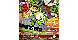 'Lezzet Festivali' Karşıyaka'da başlıyor