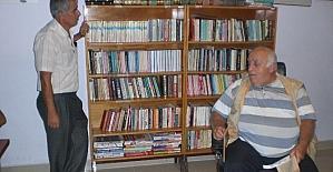 Manavgat Halk Kütüphanesi'nden Engelliler derneğine Kütüphane