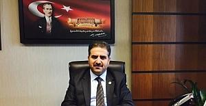 Milletvekili Fırat'tan 29 Ekim mesajı