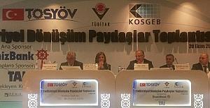 Milletvekili Nejat Koçer Endüstriyel Dönüşüm Sanayi 4.0 toplantısına katıldı