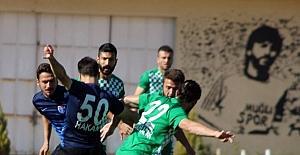Muğlaspor Elaziz puanları paylaştı 1-1