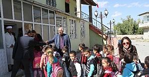 Muradiyeli öğrencilere camiler tanıtıldı