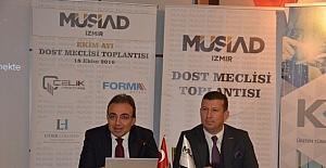MÜSİAD İzmir Başkanı Ümit Ülkü: