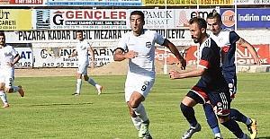 Nazilli Belediyespor- Zonguldak Kömürspor (0-3)