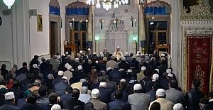 Nevşehir'de sabah namazı gençlik buluşmasında cami doldu taştı
