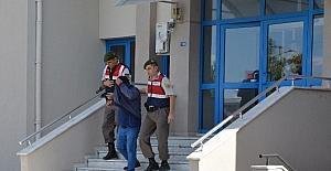 Ortaca'da firari zanlı Jandarma operasyonu ile yakalandı