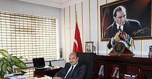 Osmaneli Kaymakamı Çakıcı'nın 29 Ekim Cumhuriyet Bayramı mesajı