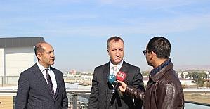 Otomobil satış merkezi OTONOMİ basın mensuplarına tanıtıldı