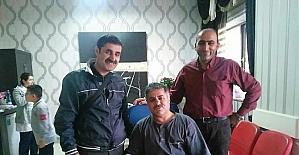 Sağlık-Sen Van Şube Başkanı Hikmet Bilgin'den doktor Çavlı'ya teşekkür