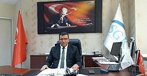 SGK Kütahya İl Müdürü İsmail Sayar: Borç yapılandırmaları 31 Ekim'de sona eriyor