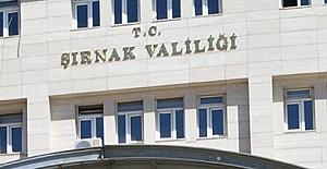 Şırnak Valiliği'nden 'toplu işyeri kapatma' açıklaması