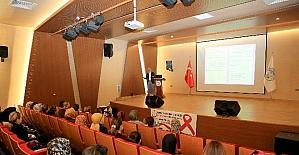 Talas Belediyesi meme kanseri hakkında bilinçlendirdi