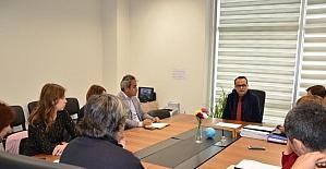 Tekirdağ'da iş sağlığı ve güvenliği toplantısı yapıldı