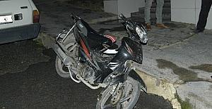 Tekirdağda trafik kazası: 1 yaralı