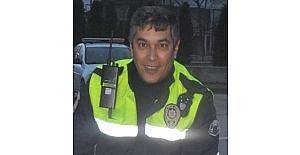Trafik Polisi Çelik kalp krizi geçirdi