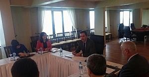 Zonguldak İl İstihdam ve Mesleki Eğitim Kurulu 4. Olağan toplantısı